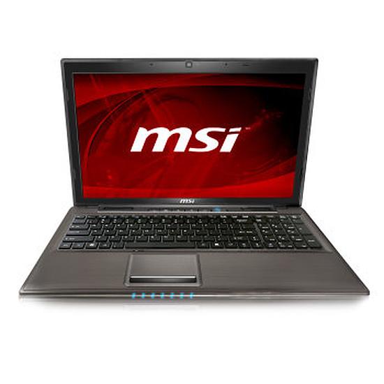 PC portable MSI GE620DX-674FR