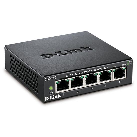 Switch et Commutateur D-Link DES-105