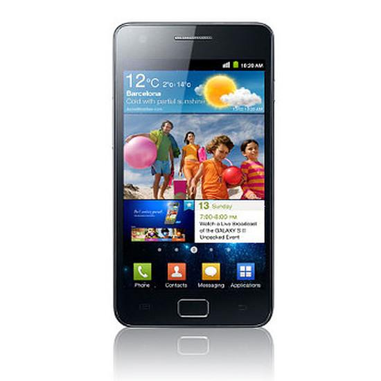 Smartphone et téléphone mobile Samsung Galaxy S2 (i9100G) noir