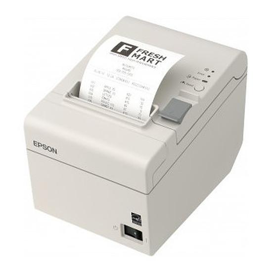 Imprimante thermique / Titreuse Epson TM-T20 (Ethernet) - Blanc