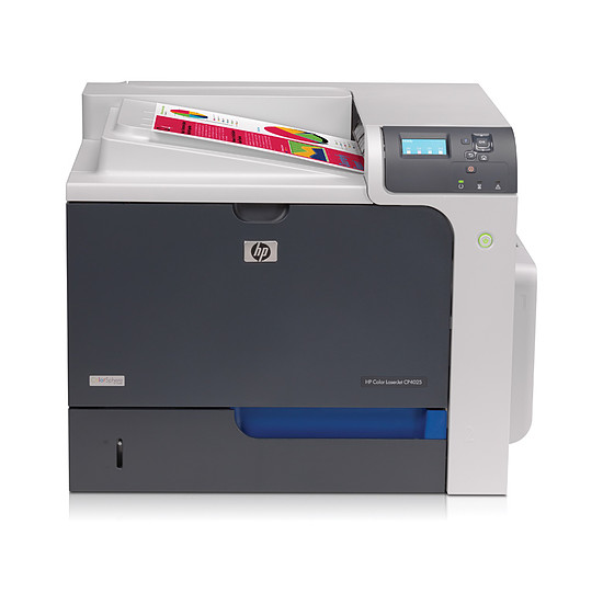 Imprimante laser HP LaserJet CP4025n - Imprimante Laser Couleur