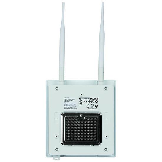 Point d'accès Wi-Fi D-Link DAP-2360 - Point d'accès Wifi N300 PoE - Autre vue