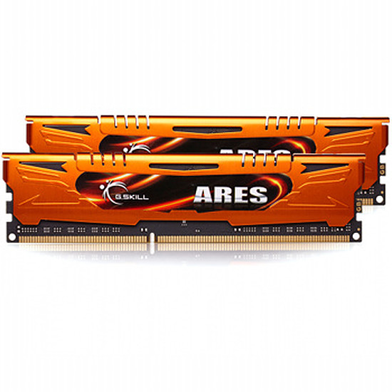 Mémoire G.Skill Extreme3 ARES DDR3 2 x 4 Go 1600 MHz CAS 9