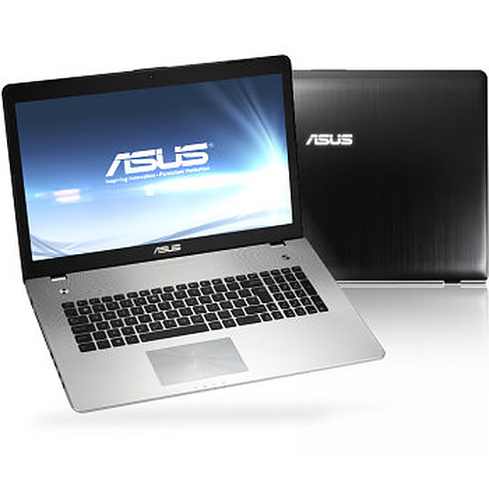 PC portable Asus N76VZ-V2G-T1002V