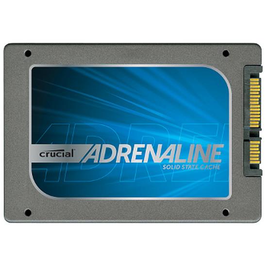 Disque SSD Crucial Cache Adrénaline - 64 Go