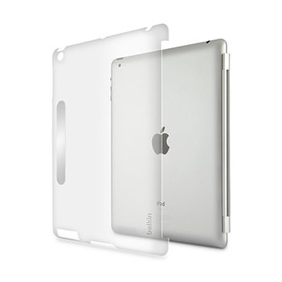 Accessoires tablette tactile Belkin Coque Snap Shield Secure - New iPad