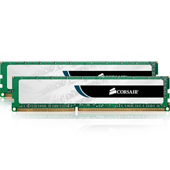 Mémoire Corsair Value Select 2 x 8 Go DDR3 1333 MHz CAS 9