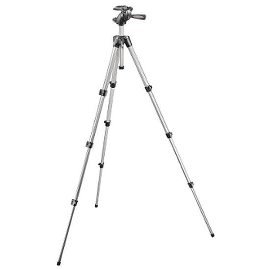 Trépied appareil photo Manfrotto Kit Trépied + rotule MK394-H