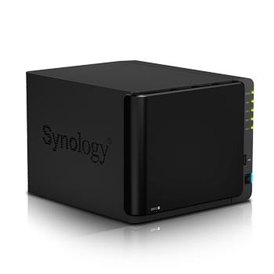 Serveur NAS Synology NAS DS412+