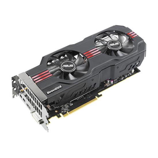 Carte graphique Asus Radeon HD 7970 - 3 Go (HD7970-DC2-3GD5)