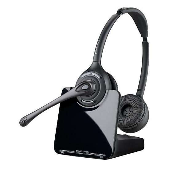 Casque téléphonie Plantronics CS520/A (binaural)