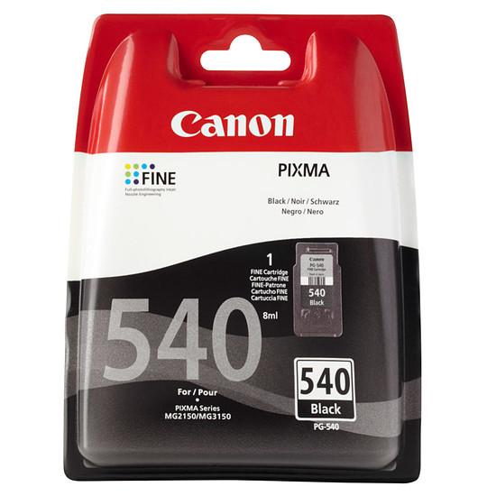 Cartouche imprimante Canon PG-540 Noir standard