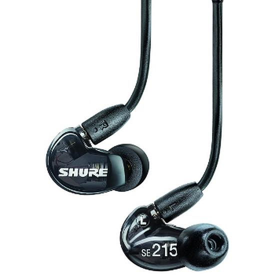 Casque Audio Shure SE215 Noir