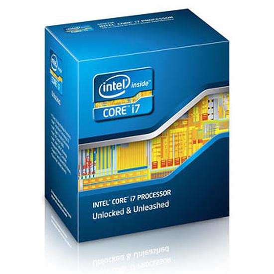 Processeur Intel Core i7 3770K