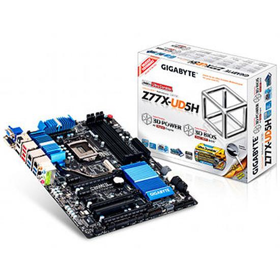 Carte mère Gigabyte GA-Z77X-UD5H