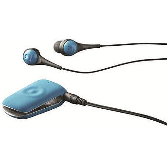 Kits mains libres Jabra Clipper - Kit Pieton Bluetooth (bleu)