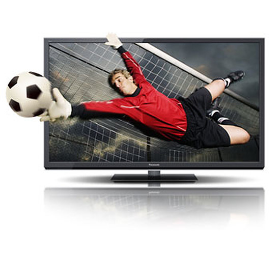 """TV Panasonic TV Plasma 3D ST50 42"""" (TX-P42ST50E)"""