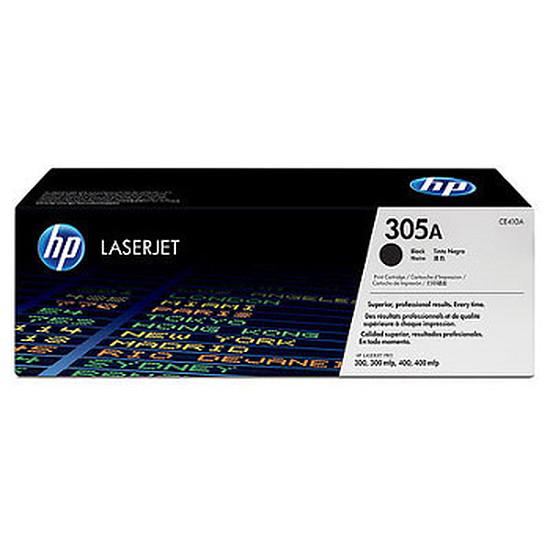 Toner HP 305A - CE410A Noir
