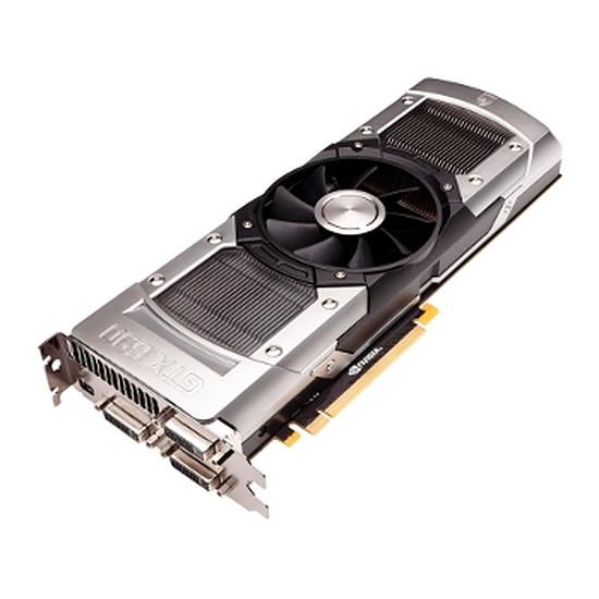 Carte graphique Asus GeForce GTX 690 - 4 Go  (GTX690-4GD5)