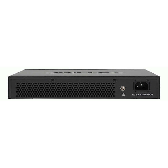 Switch et Commutateur TP-Link TL-SG1016D - Switch rackable/de bureau 16 ports - Autre vue