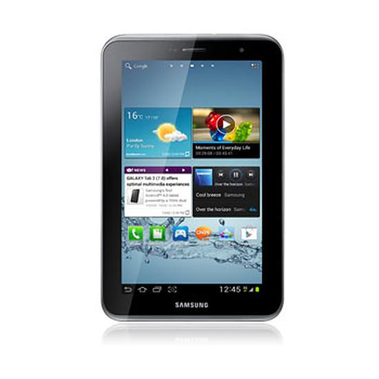 """Tablette Samsung Galaxy Tab 2 7"""" 8Go Wi-Fi (Argent)"""