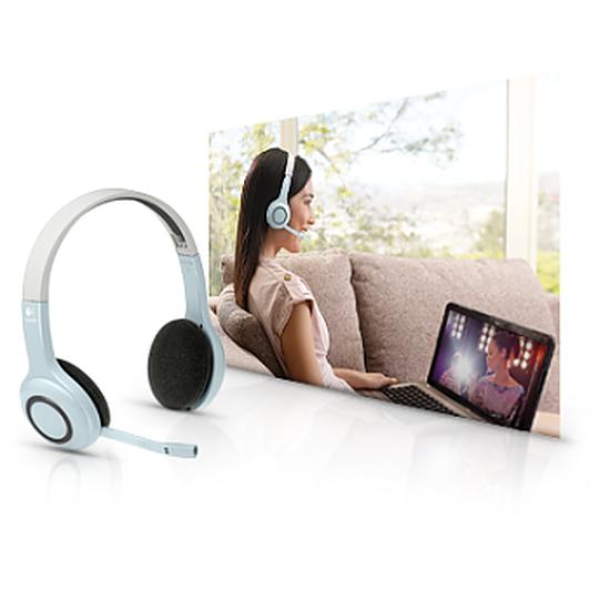 Accessoires tablette tactile Logitech Wireless Headset H609