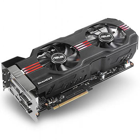 Carte graphique Asus GeForce GTX 680 TOP DCII 2 Go - (GTX680-DC2T-2GD5)