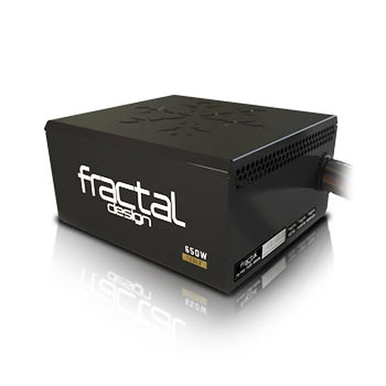 Alimentation PC Fractal Design Tesla R2 - 650W