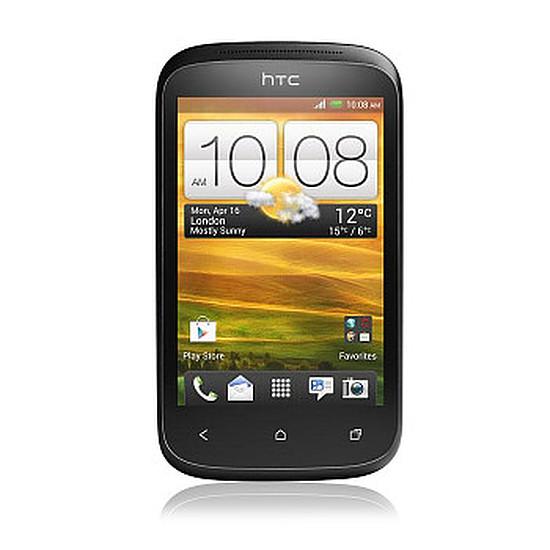 Smartphone et téléphone mobile HTC Desire C (noir)