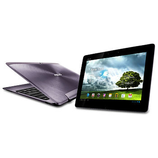 Tablette Asus EEE Pad Transformer Infinity TF700 64 Go - Gris