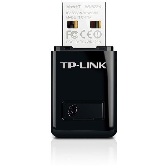 Carte réseau TP-Link TL-WN823N - Clé USB Wifi N300