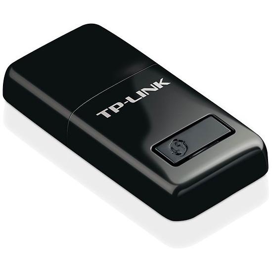 Carte réseau TP-Link TL-WN823N - Clé USB Wifi N300 - Autre vue