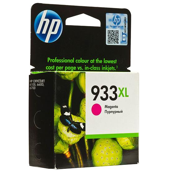 Cartouche imprimante HP Cartouche d'encre n°933XL (CN055AE) - Magenta