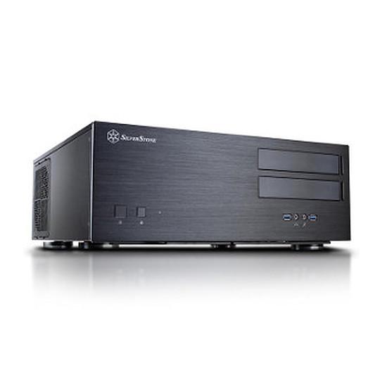 Boîtier PC Silverstone Grandia GD08B - USB 3.0 Edition