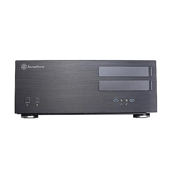 Boîtier PC Silverstone Grandia GD08B - USB 3.0 Edition - Autre vue