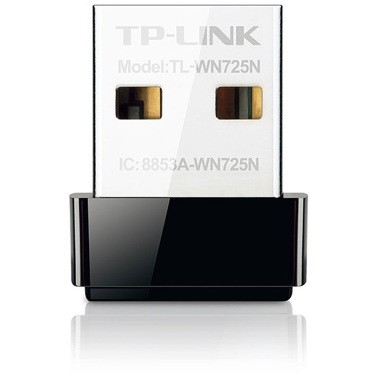 Carte réseau TP-Link TL-WN725N - Clé USB Wifi N150