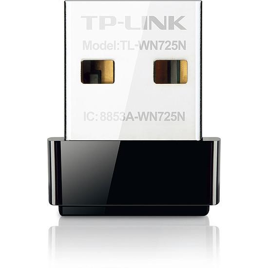 Carte réseau TP-Link TL-WN725N - Clé USB Wifi N150 - Autre vue