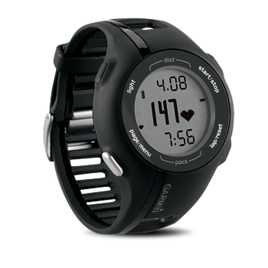 Montre sport Garmin Montre GPS Forerunner 210 HRM