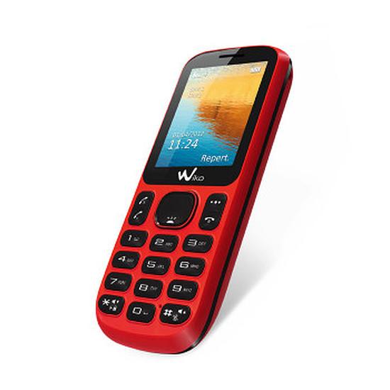 Smartphone et téléphone mobile Wiko Lubi Plus (rouge)