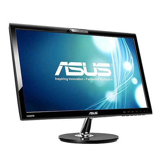 Écran PC Asus VK228H - Webcam intégrée - Autre vue
