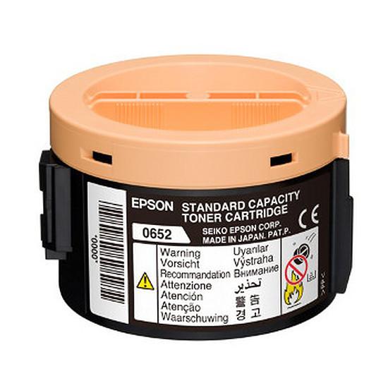 Toner Epson C13S050652 - S050652 Noir standard