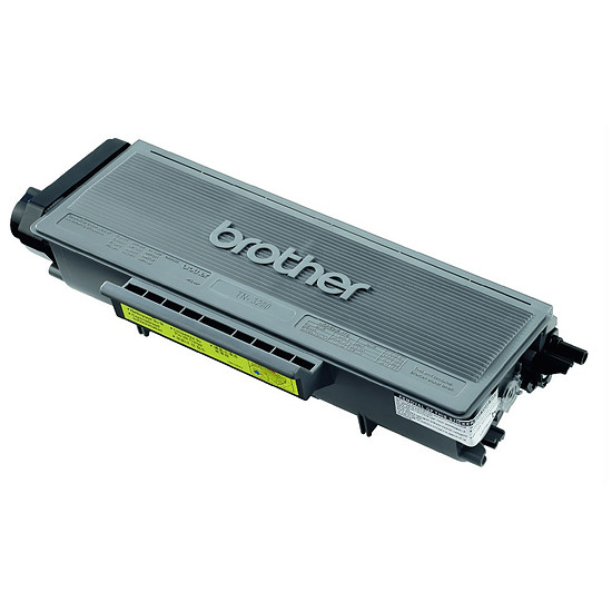 Toner imprimante Brother TN3380 Noir haute capacité
