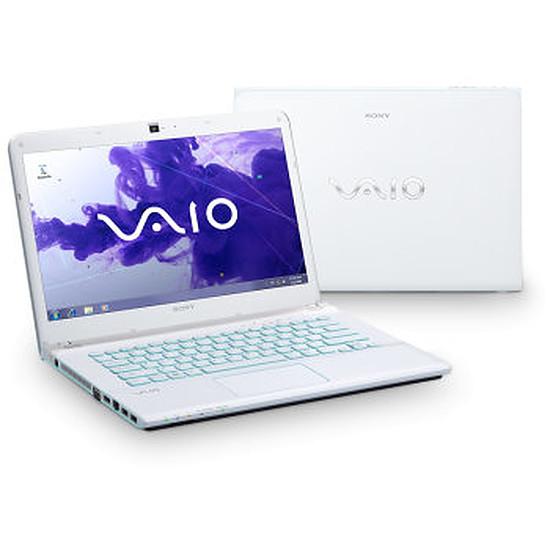 PC portable Sony Vaio SVE14A1V1E/W