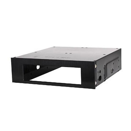 """Rack disque dur interne Silverstone Adaptateur 5,25"""" vers 2,5 '' - FP55 (Noir)"""