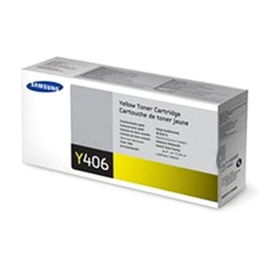 Toner imprimante Samsung CLT-Y406S Toner Jaune
