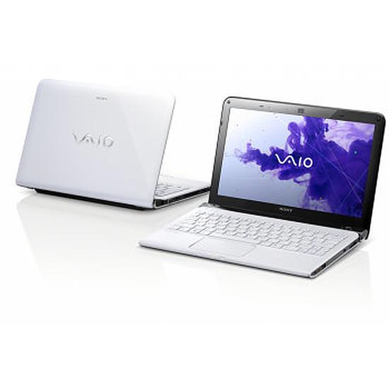 PC portable Sony Vaio SVE1111M1E/W
