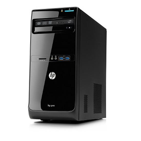 PC de bureau HP Pro 3500 (QB286EA) G640 - 500 Go - 4 Go - Win 7