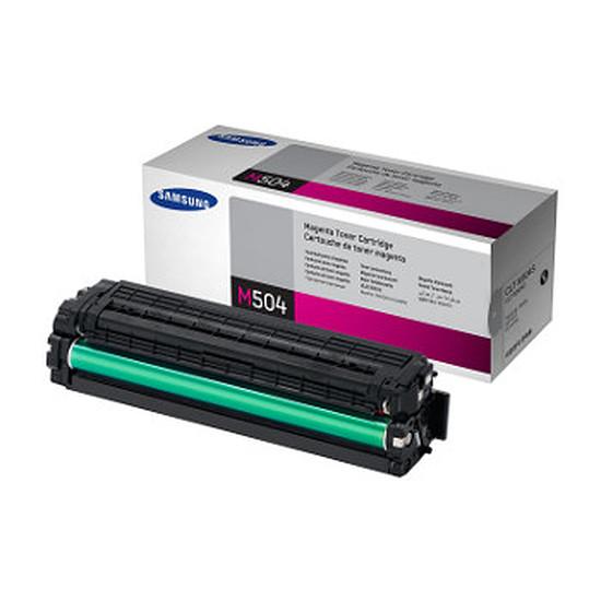 Toner imprimante Samsung CLT-M504S Toner Magenta