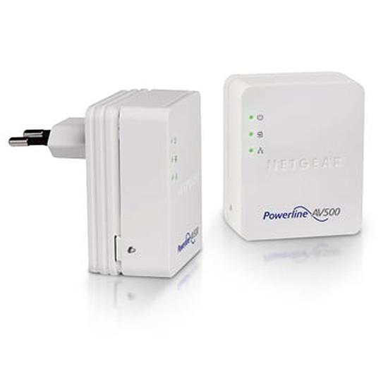 CPL Netgear Pack deux XAV5201 (XAVB5201) - CPL 500 Mbps