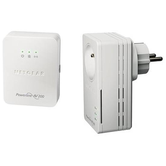 CPL Netgear Pack CPL Wi-Fi XWNB1601 (XAV1601 +XAVN2001)